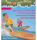 Magic Tree House Collection Books 25-28 by Mary Pope Osborne AudioBook CD
