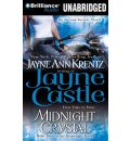 Midnight Crystal by Jayne Ann Krentz AudioBook CD