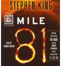 Mile 81 by Stephen King AudioBook CD