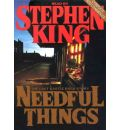 Needful Things by Stephen King AudioBook CD