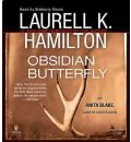 Obsidian Butterfly by Laurell K Hamilton Audio Book CD