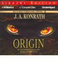 Origin by J A Konrath Audio Book CD
