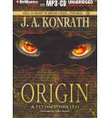 Origin by J A Konrath Audio Book Mp3-CD