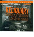 Reliquary by Douglas Preston AudioBook CD