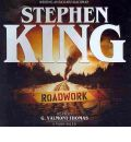 Roadwork by Stephen King Audio Book CD