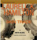 Skin Trade by Laurell K Hamilton AudioBook CD