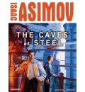 The Caves of Steel by Isaac Asimov Audio Book CD