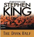 The Dark Half by Stephen King AudioBook CD