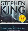 The Shawshank Redemption by Stephen King AudioBook CD