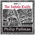 The Subtle Knife by Philip Pullman Audio Book CD