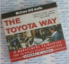 The Toyota Way - Jeffrey K. Liker - AudioBook CD