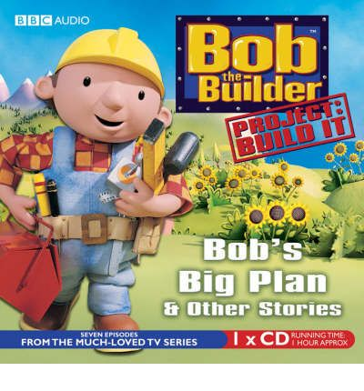 """Bob the Builder"", Project Build it by  Audio Book CD"
