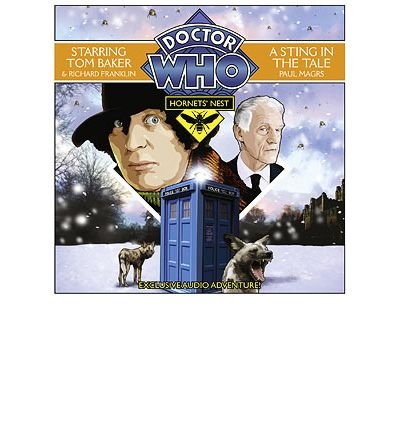 """Doctor Who"": Hornets' Nest: Sting in the Tale v. 4 by  AudioBook CD"