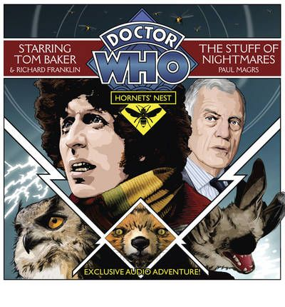 """Doctor Who"": Hornets' Nest: Stuff of Nightmares v. 1 by  AudioBook CD"
