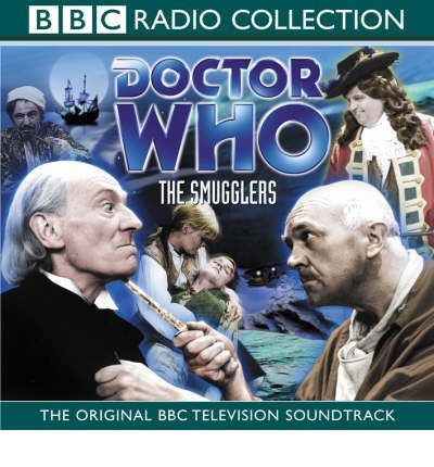 """Doctor Who"", the Faceless Ones: Smugglers by William Hartnell Audio Book CD"