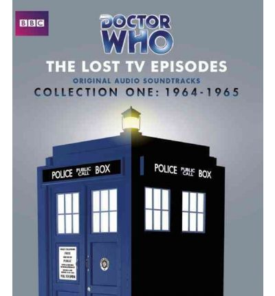 """Doctor Who"": The Lost TV Episodes Collection: (1964-1965) No. 1 by William Hartnell AudioBook CD"