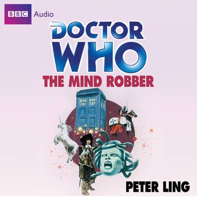 """Doctor Who"": The Mind Robber by  AudioBook CD"
