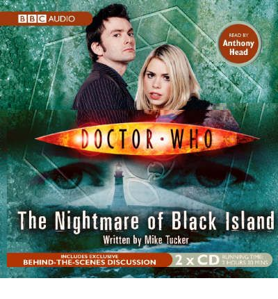 """Doctor Who"", the Nightmare of Black Island by Mike Tucker AudioBook CD"