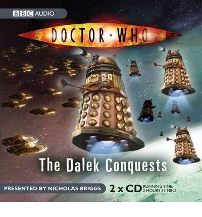 """Doctor Who"" by  AudioBook CD"