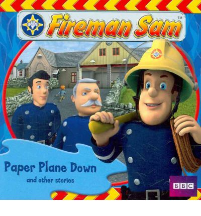 """Fireman Sam"": Paper Plane Down and Other Stories by  Audio Book CD"
