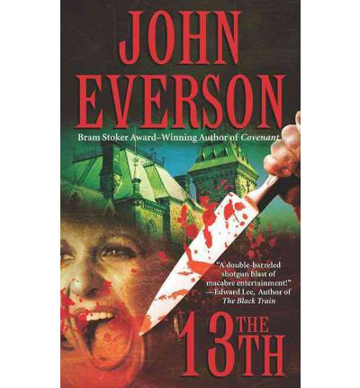 13th by John Everson AudioBook CD
