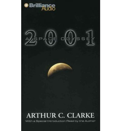 2001 by Arthur Charles Clarke AudioBook CD