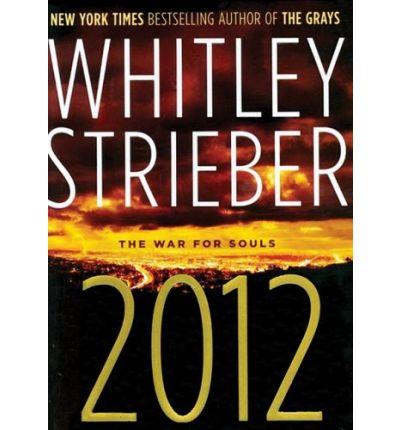2012 by Whitley Strieber Audio Book Mp3-CD