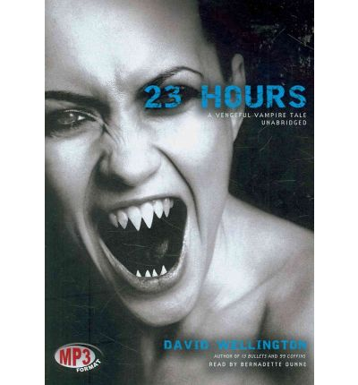 23 Hours by David Wellington Audio Book Mp3-CD