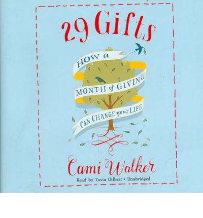 29 Gifts by Cami Walker AudioBook CD