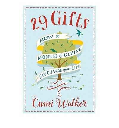 29 Gifts by Cami Walker AudioBook Mp3-CD
