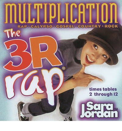 3R Rap by Sara Jordan Audio Book CD