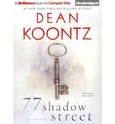 77 Shadow Street by Dean R Koontz AudioBook CD
