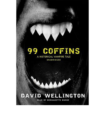 99 Coffins by David Wellington AudioBook CD