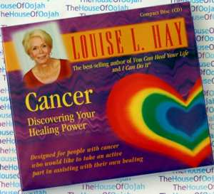 Cancer - Louise L. Hay - Audio Book CD - Discover your healing power