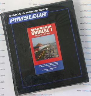 Pimsleur Comprehensive Chinese (Mandarin) Level 1 - Discount - Audio 16 CD
