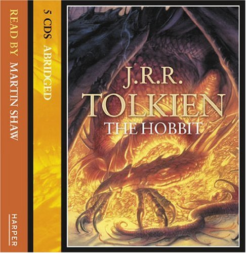 The Hobbit by J. R. R. Tolkien Audio Book CD