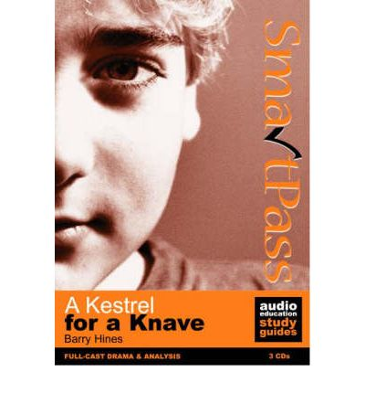 "A ""Kestrel for a Knave"" by Barry Hines AudioBook CD"