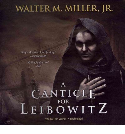 A Canticle for Leibowitz by Jr  Walter M Miller AudioBook CD