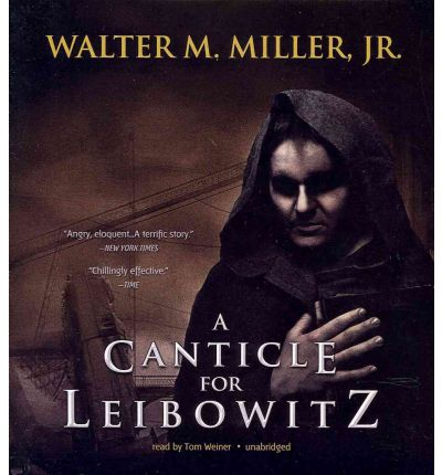 A Canticle for Leibowitz by Jr  Walter M Miller Audio Book CD