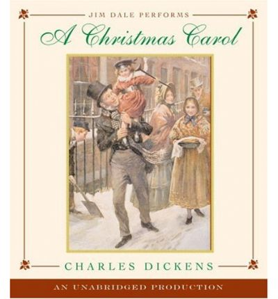 A Christmas Carol by Charles Dickens Audio Book CD