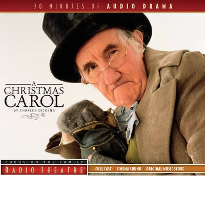 A Christmas Carol by Charles Dickens AudioBook CD