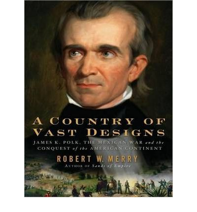 A Country of Vast Designs by Robert W. Merry AudioBook Mp3-CD