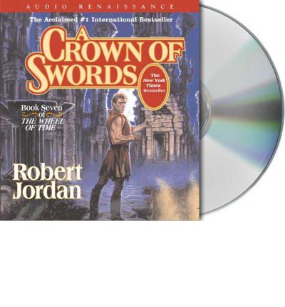 A Crown of Swords by Robert Jordan AudioBook CD