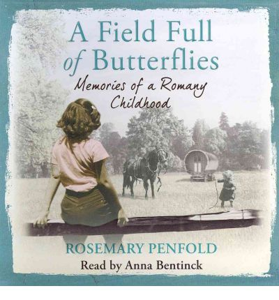A Field Full of Butterflies by Rosemary Penfold Audio Book CD
