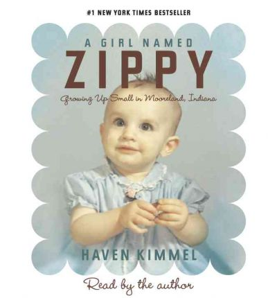 A Girl Named Zippy by Haven Kimmel AudioBook CD