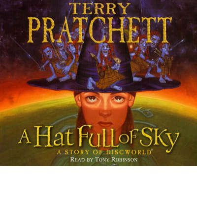 A Hat Full of Sky by Terry Pratchett Audio Book CD