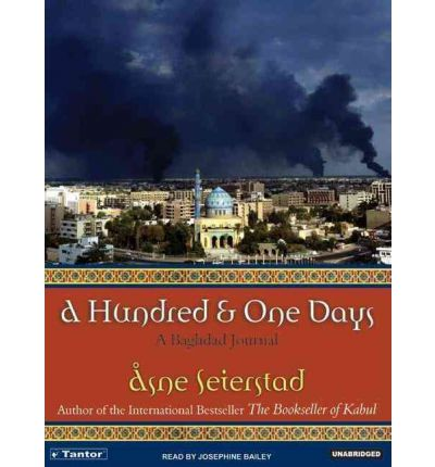A Hundred and One Days by Asne Seierstad AudioBook Mp3-CD