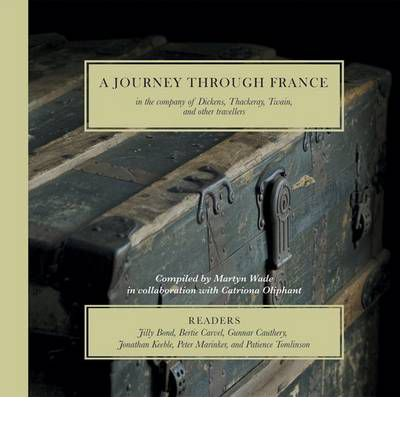 A Journey Through France by Charles Dickens Audio Book CD