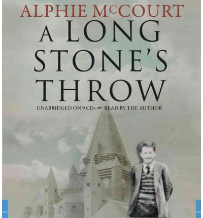 A Long Stone's Throw by Alphie McCourt AudioBook CD