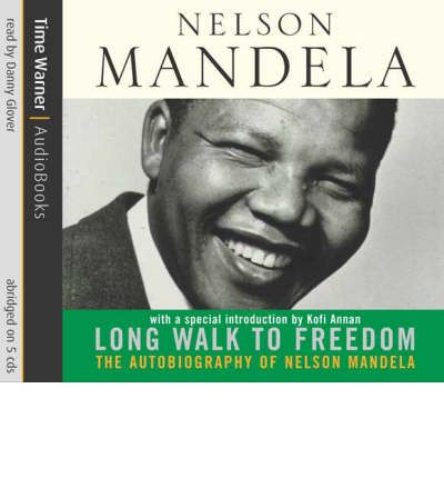 A Long Walk to Freedom by Nelson Mandela Audio Book CD
